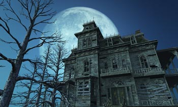 5 Ways to Transform Your Home into a Haunted House Kalamazoo, MI