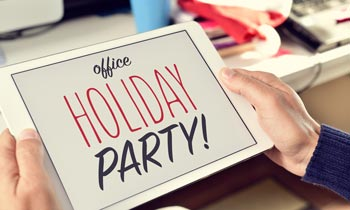 how to plan an office christmas party corporate event venue