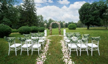 How to Plan an Outdoor Wedding Kalamazoo, MI