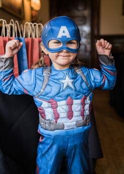 Come To Our Super Hero Party Inn Bed And Breakfast Kalamazoo MI
