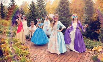 Kalamazoo Princess Tea Party