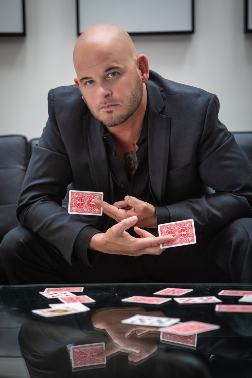 Event Tom Coverly Illusionist