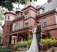 Henderson Castle Wedding